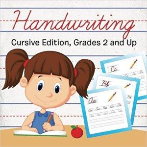 cursive writing 3