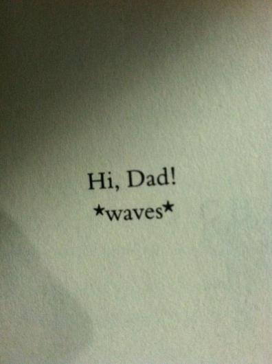 hi dad