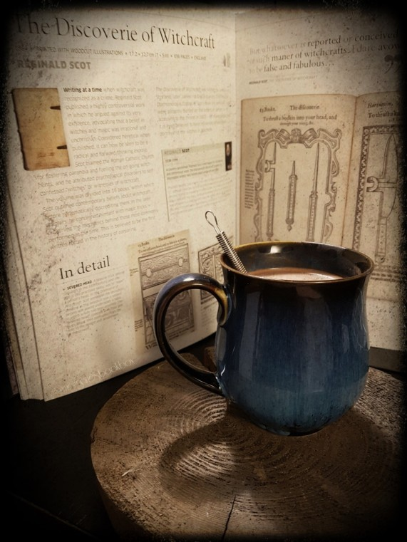 Mug Monday Blue