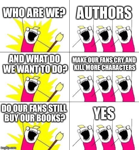 author meme