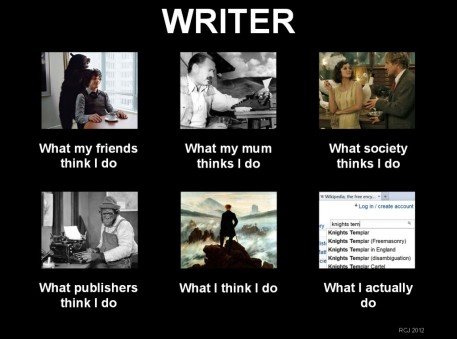 what writers do 1