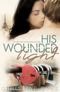 his wounded light