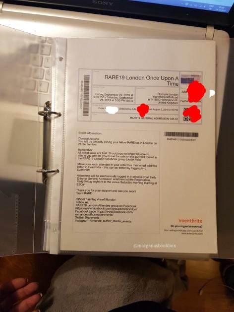 journal rare