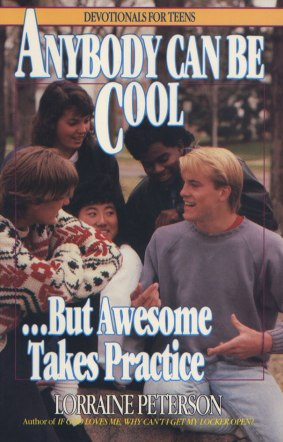 anyone can be cool