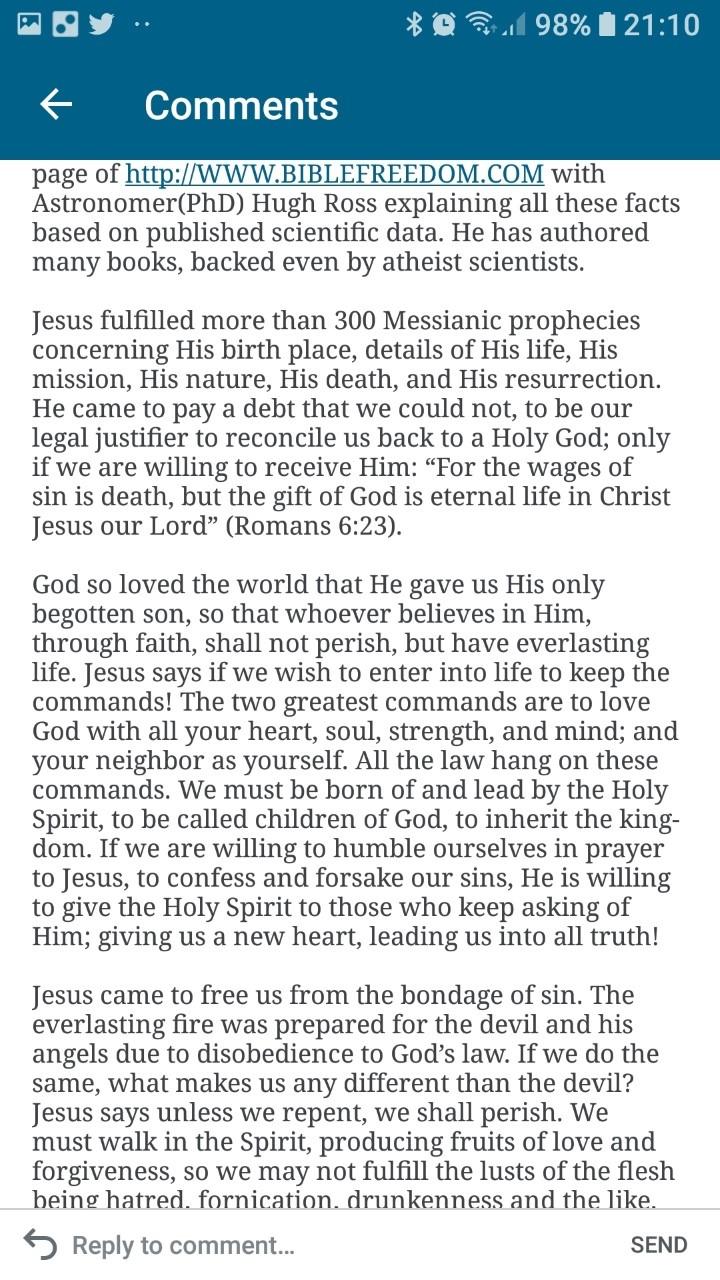Jesus Spam 5